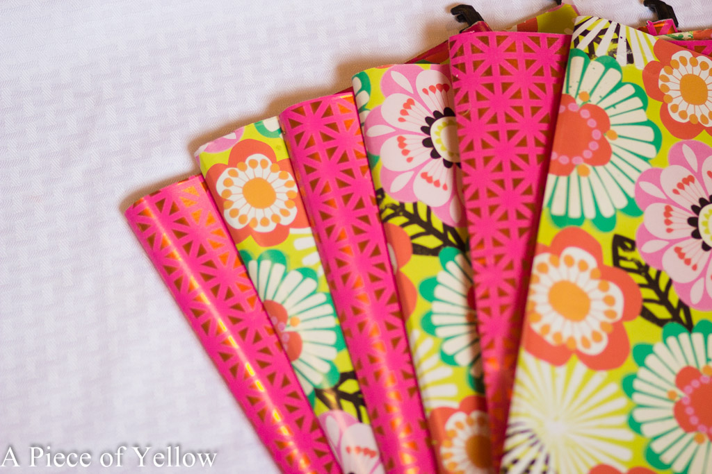 DIY Drab to Fab File Folders Upcycle Office Organization