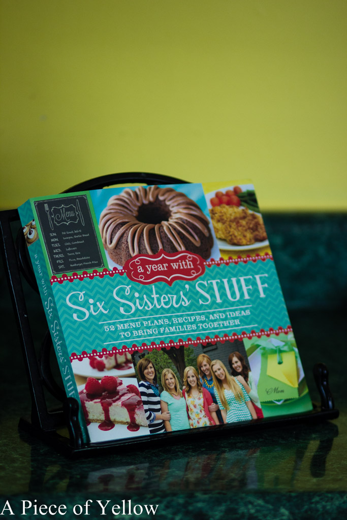 Book Review A Year With Six Sisters' Stuff