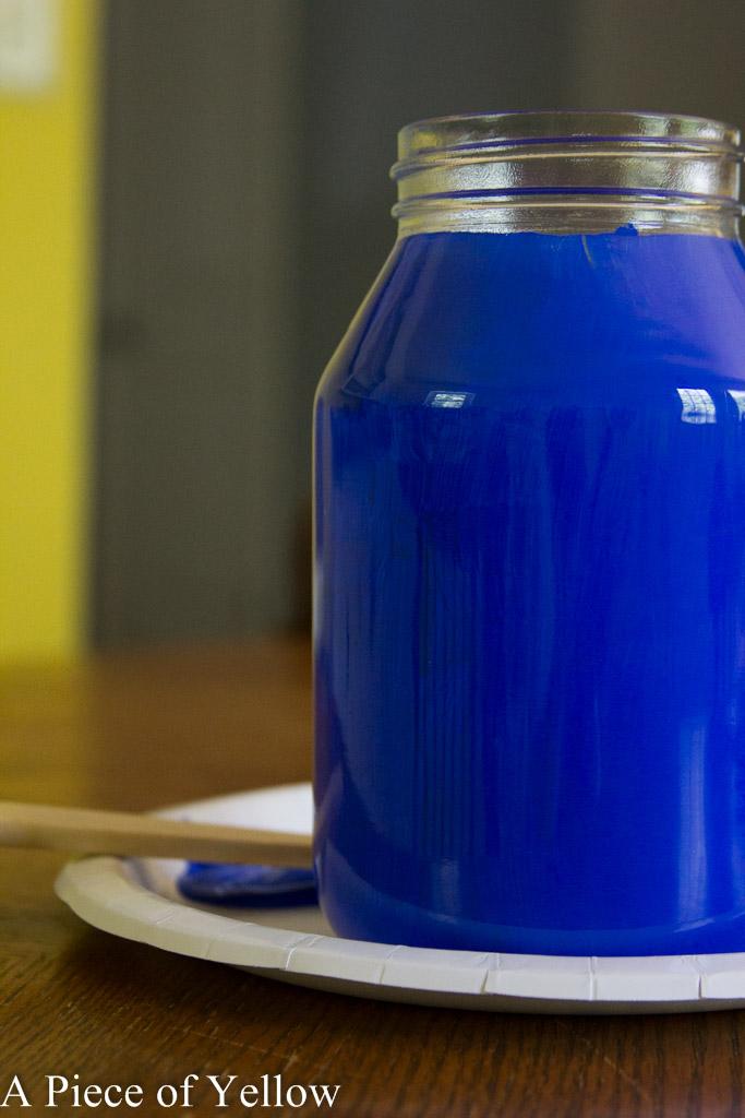 DIY Mason Jar Money Bank Upcycled Recycled
