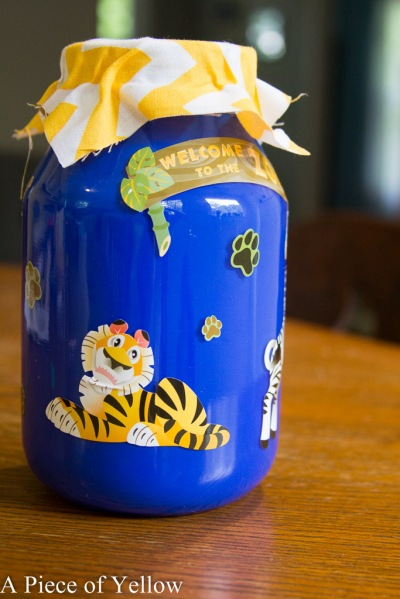 DIY Mason Jar Money Bank Upcycled Recycled